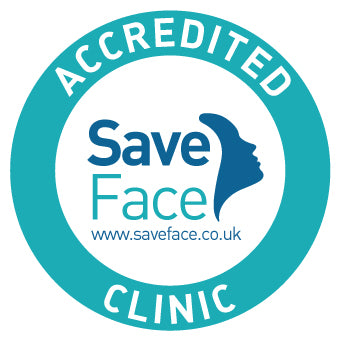 Pure Medical Aesthetics is Save Face Accredited