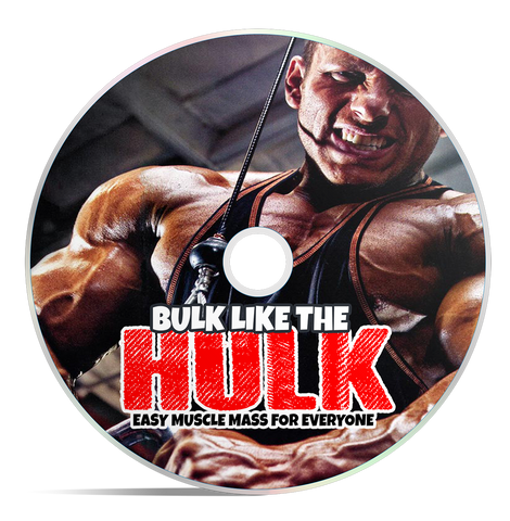 Bulk like the Hulk! (Beast Mode Bundle) - MinuteBody