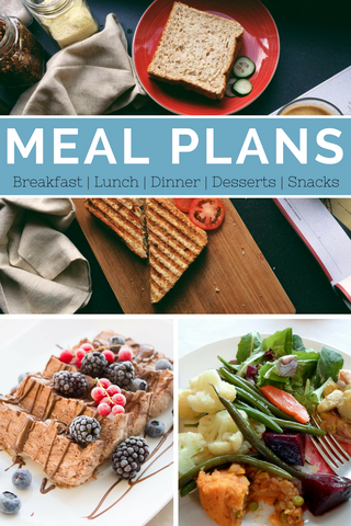Meal Plan - Menus