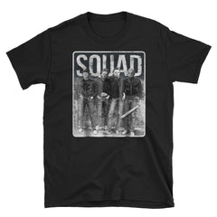 Squad jason michael horror squad Short-Sleeve Unisex T-Shirt Halloween T-shirt
