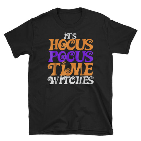 It's hocus pocus time witches