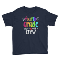 Fourth Grade Crew T-shirt