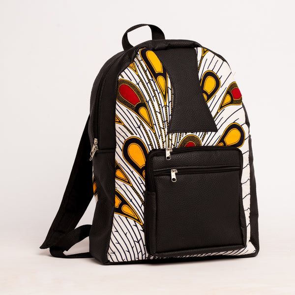 TwoCedi Leather-Mama Backpack