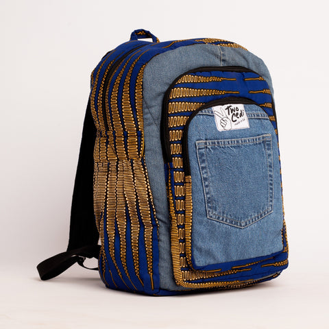 Denim-Mama Backpack
