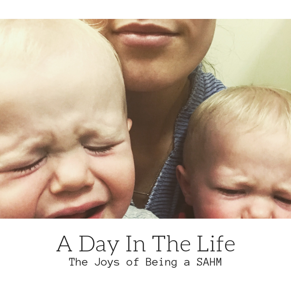 A Day in the Life: Stay At Home Mom