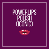 The Best Lip Color - Powerlips Polish Iconic