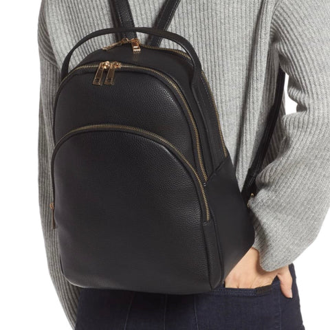 Mini Leather Backpack Gifts for Her