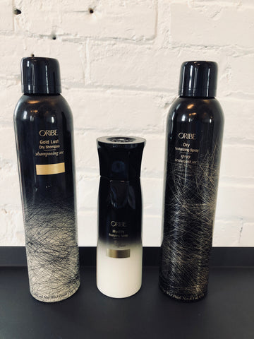 Cocoon Salon Oribe Products