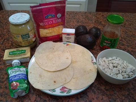 Toddler Approved Dinner Ideas | Quesadilla