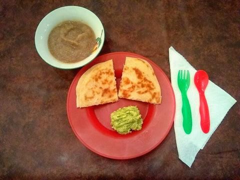Toddler Approved Meals | Quesadilla