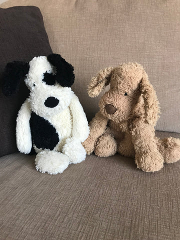 Jellycat Puppies
