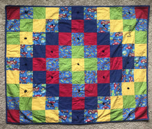 Transportation Quilt - Two|Three|Four