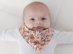 Bandana Bib for Babies - Two|Three|Four