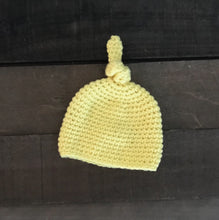 Knot Hat For Baby - Two|Three|Four