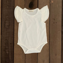 Cap Sleeve Bodysuit for Baby Girls - Two|Three|Four