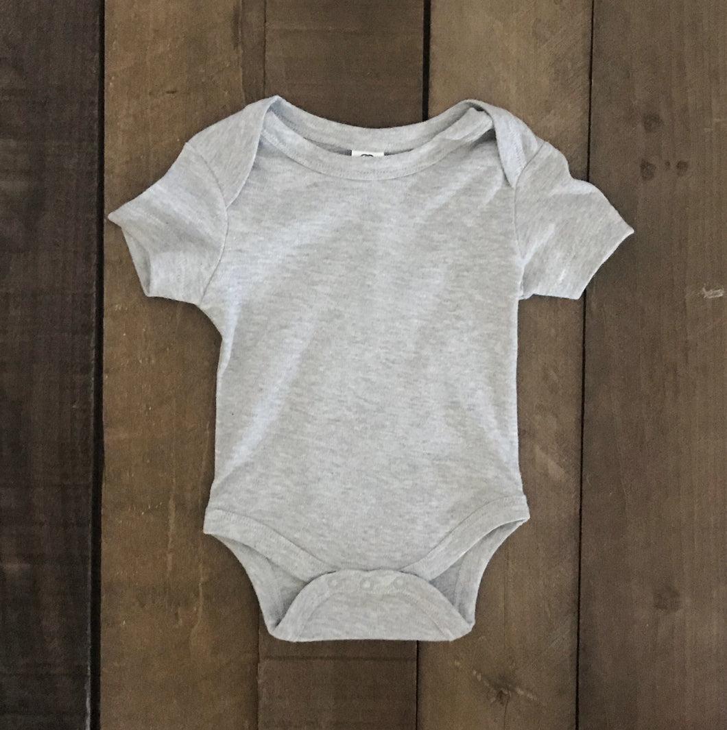 Basic Bodysuit For Baby - Two|Three|Four