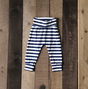 Everyday Pants - Striped Waistband - Two|Three|Four