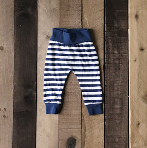 Everyday Pants - Navy Waistband - Two|Three|Four