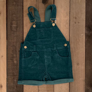 Dungaree Shorts - Two|Three|Four