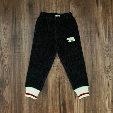 Cozy Joggers With Bear for Toddlers