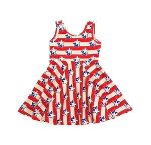 Pirouette Dress For Toddler Girls - Two|Three|Four