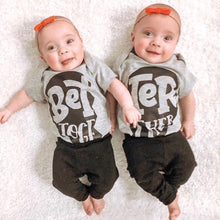 Better Together (T-Shirt or Bodysuit Set) - Two|Three|Four