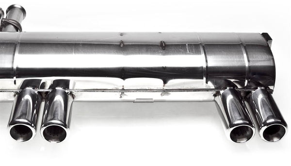 Tubi Style BMW M3 E46 Coupe Rear Exhaust