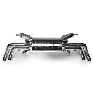 Tubi Style Audi R8 V8 4.2 2013-on Exhaust