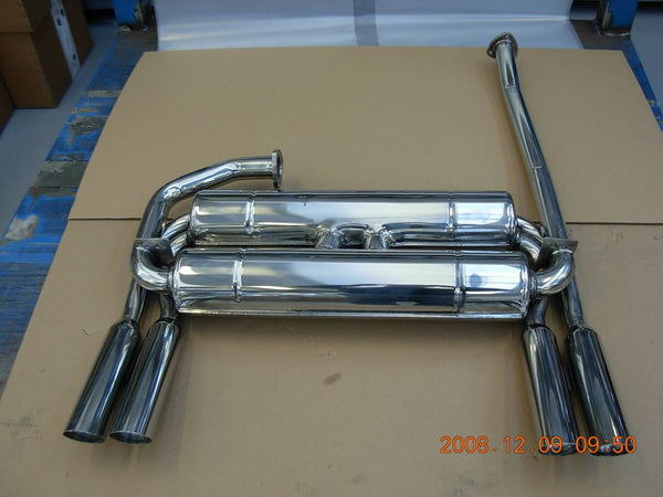 Tubi Style Ferrari Dino 246 GT Exhaust countersunk flange M Type
