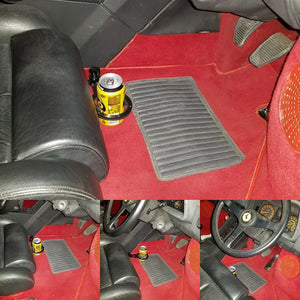 Cup Holder to suit Ferrari Testarossa in Aluminium Alloy
