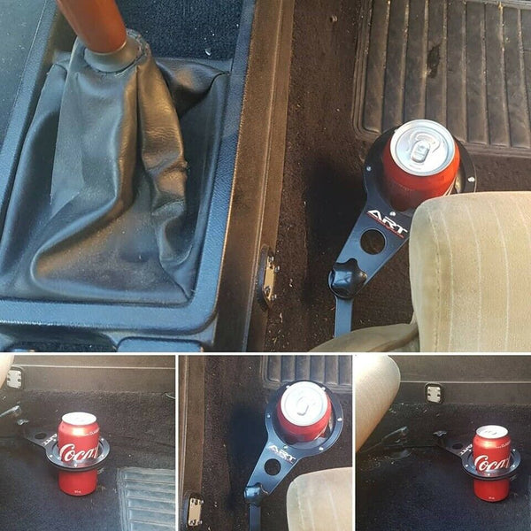 Cup Holder to suit Alfa Romeo Alfetta GT, GTV and GTV6 in Aluminium Alloy