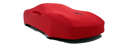 Genuine Ferrari 550 indoor car cover