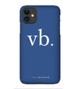 All About You Phone Case | Blue