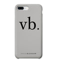All About You Phone Case | Grey