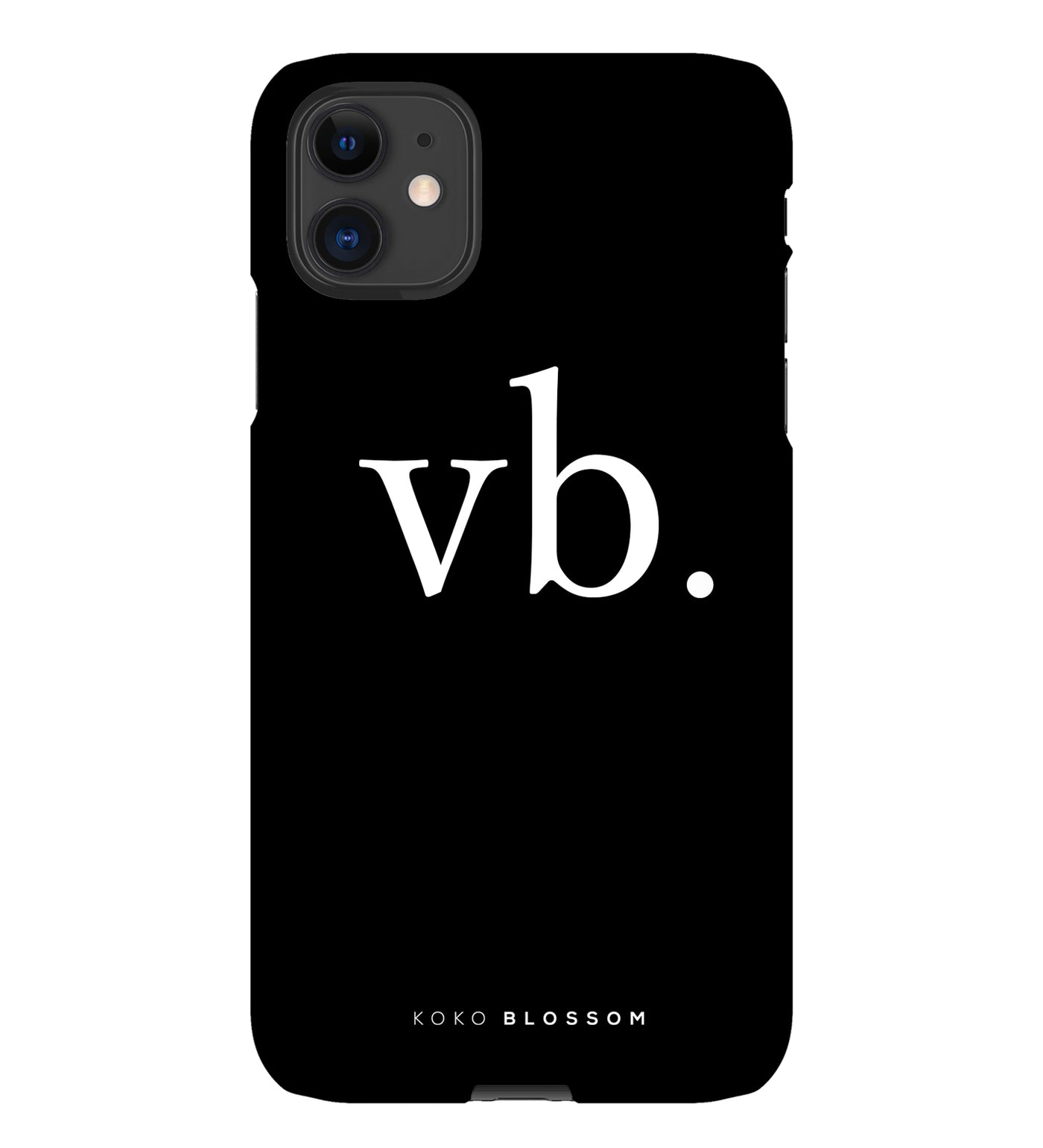 All About You Phone Case | Black