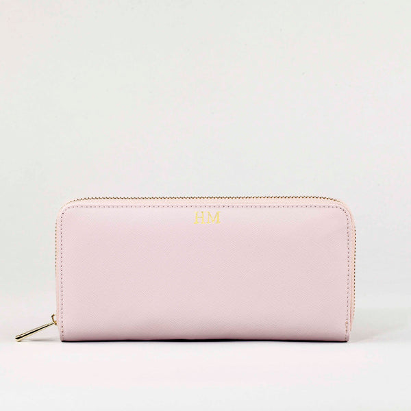 Personalised Purse in Pink