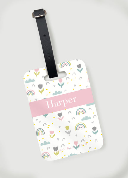 Meadow Lane Luggage Tag