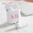 Personalised Monogram Earbuds