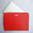Personalised Laptop Case - Scarlet Dropshadow