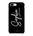 Personalised Phone Case | Black Signature Case