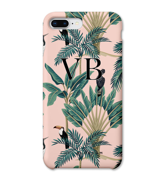 Tropical Bird Phone Case
