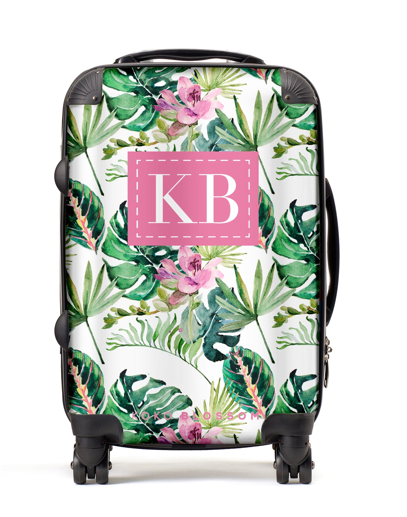 Personalised Suitcase | Totally Tropical