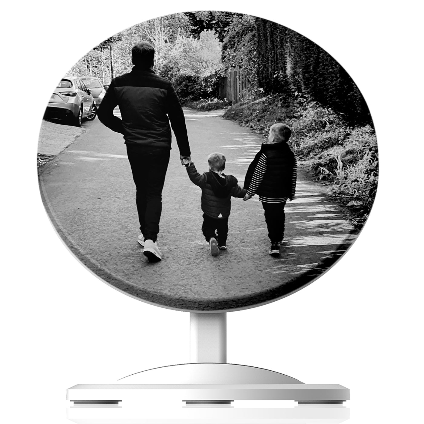Fathers Day Photograph Phone Charger