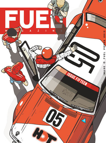 Fuel Magazine: Issue 15