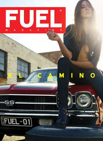 Fuel Magazine: Issue 16