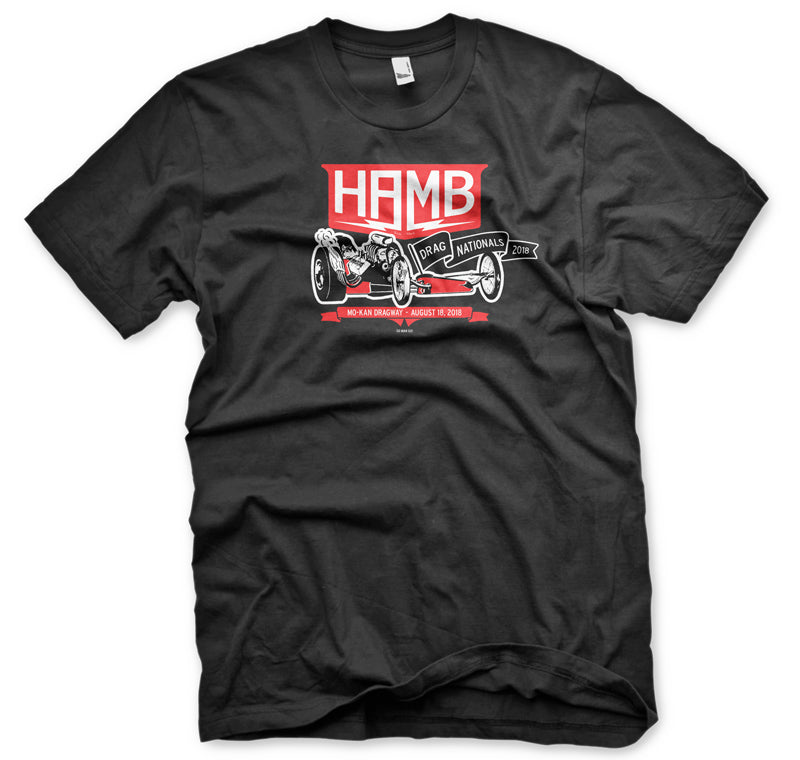 The 2018 H.A.M.B. Drags Shirt