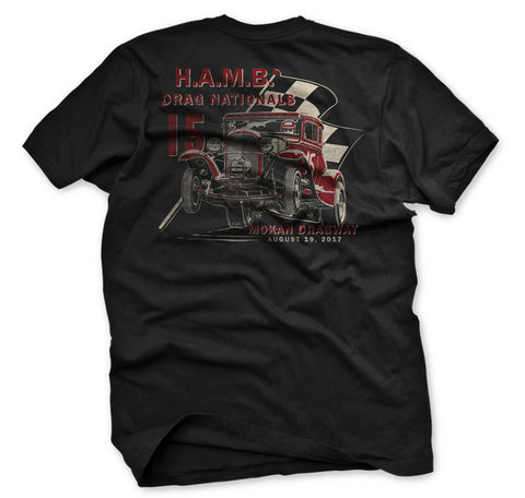 The 2017 H.A.M.B. Drags Shirt