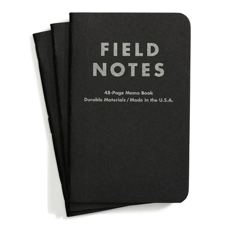 Field Notes: Black Graph