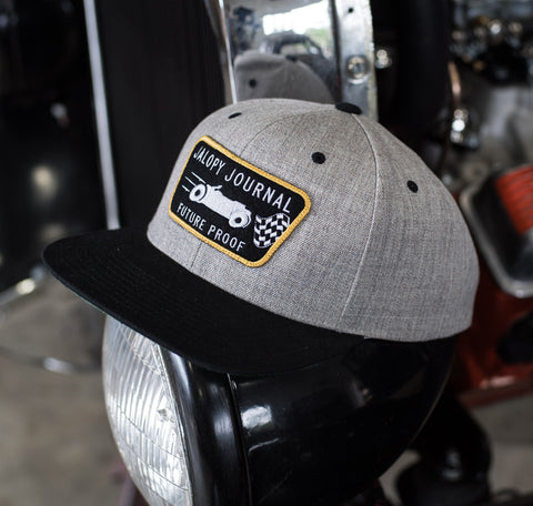 The Jalopy Journal Patch Hat