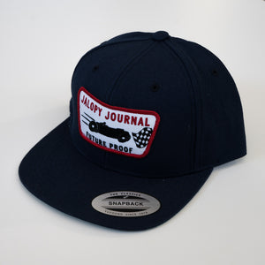 The Navy Jalopy Journal Patch Hat
